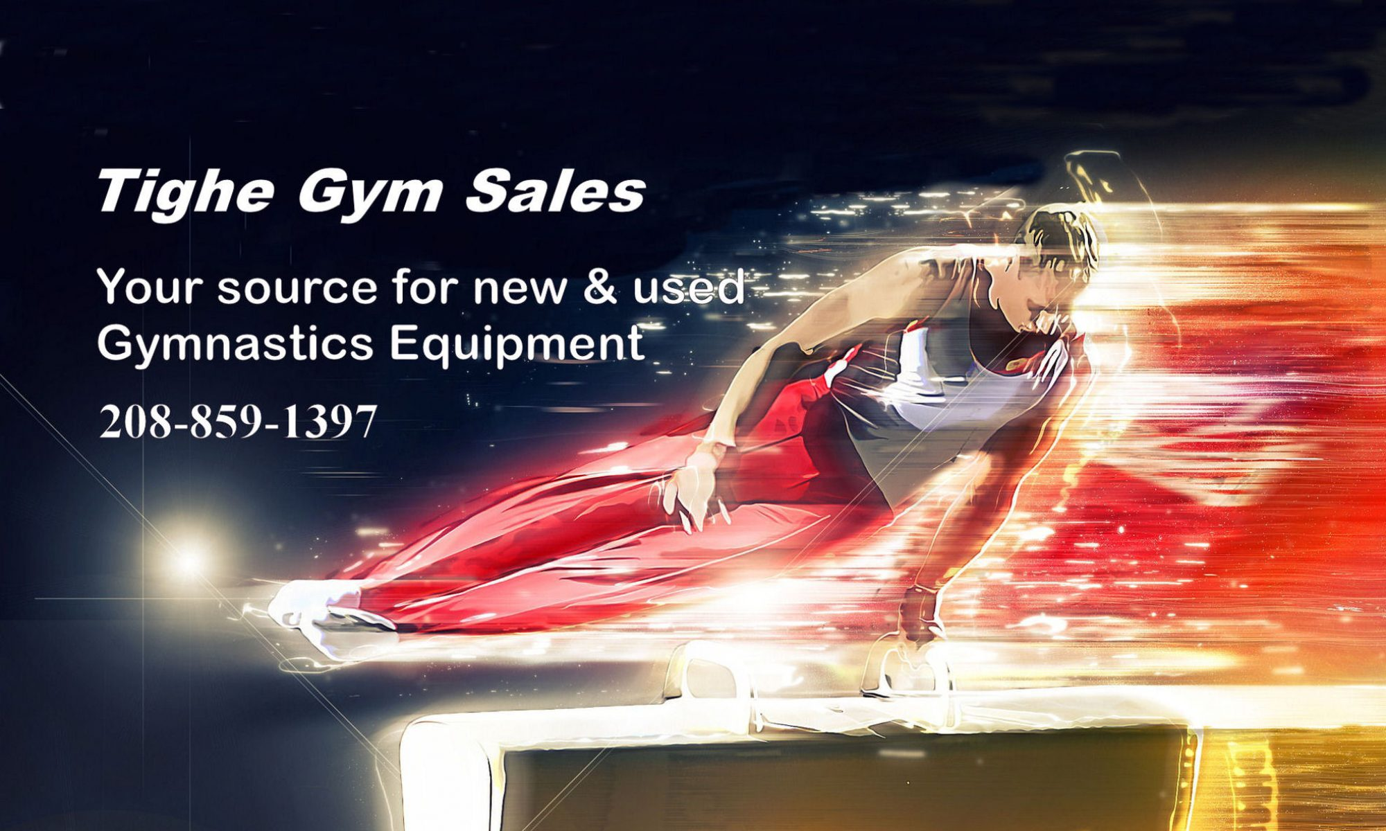 Tighe Gym Sales